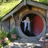 3rd times a charm when visiting Hobbiton!
