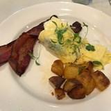 A delicious breakfast on UnCruise Adventures