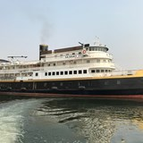 UnCruise Adventures' SS Legacy in the Snake River