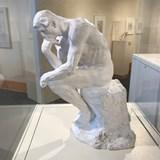 Rodin sculpture at Maryhill Museum, Washington