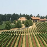 Domaine Serene Winery in the Willamette Valley