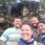 Whitney and Friends enjoying Punta Cana!