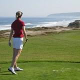 Golfing in Obidos Portugal