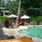 Pool Side BBQ
