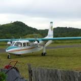 Quick Flight Across the Island!