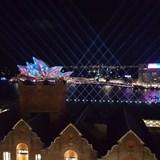 Amazing views for Vivid - Sydney Harbor