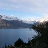 Stunning views from my room - Matakauri Lodge