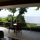 The Deck for Our Villa