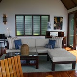 Our Villa Sitting Area