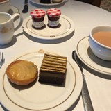 White Gloved Afternoon Tea is Served Daily
