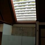 Open the Slats for an Open Air Shower