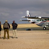 Puddle Jumper on Safaris