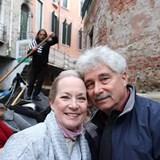 Gondola Ride in Venice on Thanksgiving Day