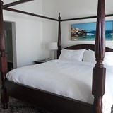 Romeo and Juliet butler suite at Sandals Ochi