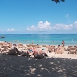 Let's hit the beach at Sandals Ochi