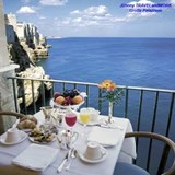 Breakfast with this view?