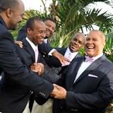 Me & my groomsmen
