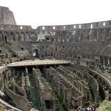 Honeymoon - Rome the Colosseum