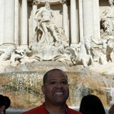 Honeymoon - Rome Trevi Fountain