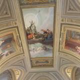Honeymoon - Vatican City inside the Vatican
