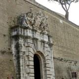 Honeymoon - Gates at Vatican City