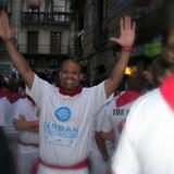 Spain - Running of the Bulls