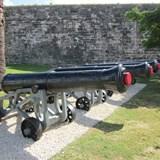 cannons in Bermuda