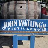 John Watling's rum distillery, Bahamas