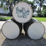 rum barrels, John Watling's, Nassau, Bahamas