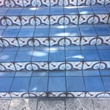 tile work at John Watling's