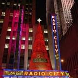 Visit to Radio City Music Hall