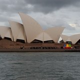 Opera House from Harbour Cruise