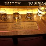 Tasting at Jameson