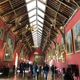 Portrait Hall in Kilkenny Castle