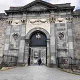 Front of Kilkenny Castle