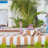 Chillin beachside