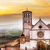 Umbri- Basilica in Assisi