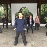 Tai Chi lessons in Huangzhou