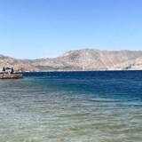 A lovely beach on the Greek Island of Symi.
