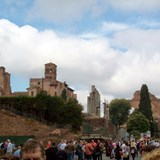 Palantine Hill Rome, Italy