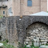 The Place where Caesar was cremated