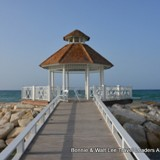 A small gazebo for an intimate ceremony