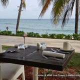 Outdoor and seaside dining