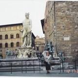 Fountain of Neptune-Piazza della Signoria