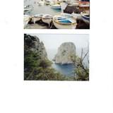 Capri-Marina Grand and Faraglioni Rocks