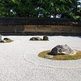 Ryoan-Jis Temple Zen Garden