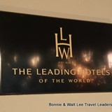 A Leading Hotel of the World.