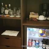 Mini bars in all rooms