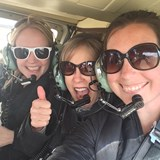 Helicopter fun!