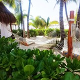 My favorite place to relax in the Caribbean
